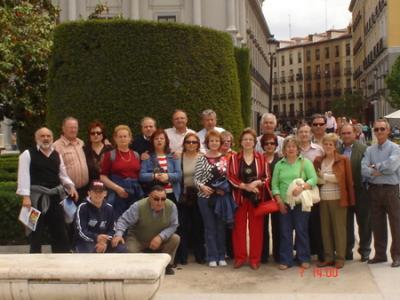 Programa de Actividades de la Peña Madridista Abulense para el año 2007