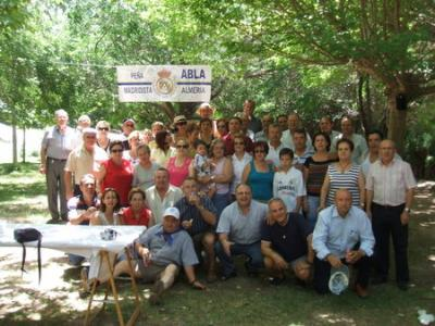 PEÑA MADRIDISTA ABULENSE. DIA DEL SOCIO CAMPEONES. 14/07/2007