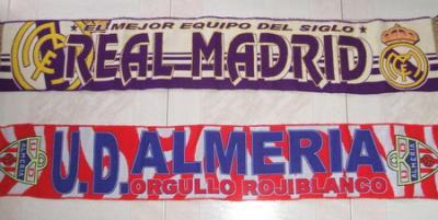 PEÑA MADRIDISTA ABULENSE. Próximo Viaje. Real Madrid - U.D. Almeria. 15 ó 16 de Septiembre