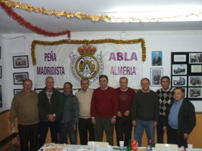 PEÑA MADRIDISTA ABULENSE. Asamblea General. Elecciones 2007
