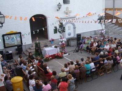 PEÑA MADRIDISTA ABULENSE. Verbena de San Juan