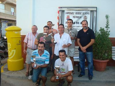 "PEÑA MADRIDISTA ABULENSE. Campeonato ""Mundial"" por parejas. 31/07/2010"