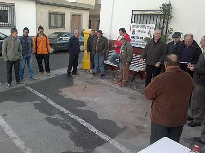 PEÑA MADRIDISTA ABULENSE. Actividades realizadas en Navidad 2011